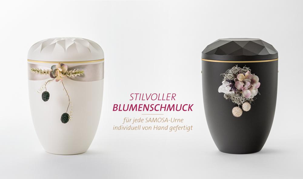 1 Banner Blumenschmuck